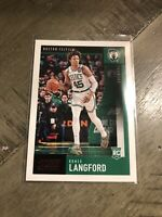 ROMEO LANGFORD 2019 2020 Panini Chronicles RC Rookie Card SCORE SP Retail Insert