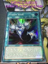 OCCASION Carte Yu Gi Oh FUSION NEOS SAST-FR060