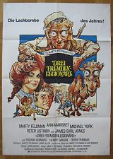 Filmplakat / movie poster  EA A1  Drei Fremdenlegionäre 2.  Marty Feldman
