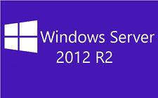 Microsoft Windows Server 2012 R2 Standard - Lizenz