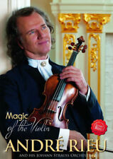 ANDRE RIEU Magic Of The Violin DVD BRAND NEW NTSC Region ALL