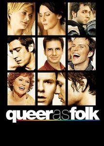 Queer as Folk USA - Serie Completa in ITALIANO (8 DVD)