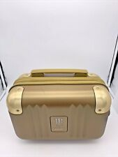 MONSTER ENERGY Gold Hard Suitcase/Luggage/Travel Case/Carry on