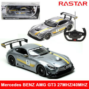 Mercedes BENZ AMG GT3 27MHz/40MH USB Rechargeable Remote Control 1:14 RC CAR