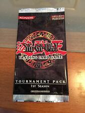 Yugioh Tournament Pack 1st Season ExtremelyRare
