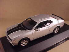 Premium X 1/43 Resin 2009 Dodge Challenger SRT8, Silver w/Black Accents  #PR0033