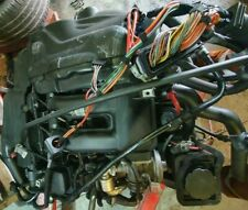 Bmw E46 320cd M47D20 Engine Complete New Cluch Fitted Recently