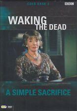Waking The Dead - A Simple Sacrifice DVD New