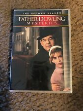 Father Dowling Mysteries: The Second Season (DVD, 3-Disc Set) Brand New!