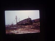 Original Slide Western Railway of Alabama Husley yard Decatur St Atlanta GA Fuel