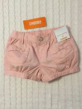 New/Tags 2T Gymboree Girl's 100% Cotton Pastel Pink Bubble Shorts