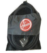 Hoover Vacuum Cleaner Upholstery Hose with Attachment in Black Mesh Storage Bag