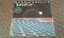 45 tours Herbie Hancock - Rockit