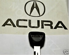 NEW Genuine OEM Honda Acura Logo Master Key Blank RED Acura Integra CL TL Vigor