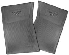 Mustang Pony Floor Mats 1964 1965 1966 1967 1968 Coupe Convertible Fastback GT