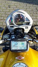 # GARMIN zumo / TOMTOM Rider - Navi Halter / Halterung Edelstahl - RAM Mount #