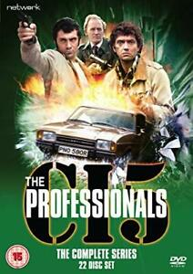 The Professionals:The Complete Series [DVD][Region 2]