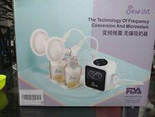 JESE Double Electric  Breast Pump. Model: JS-400B NEW