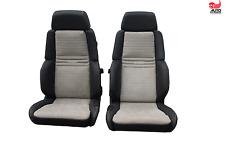 2 Recaro Orthopäd 94 Klimapaket  Leder schwarz Wohnmobil Sitze T5 T6 G Modell