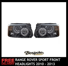 RANGE ROVER FIT SPORT 2010-2013 BI XENON DRL LED OEM HEADLIGHTS AUTOBIOGRAPHY