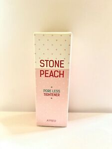 A'PIEU Stone Peach Pore Less Tightener Astringent 2.4 oz || 70 mL Exp: 02/20 NEW