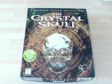 the crystal skull USED BIG BOX EDITION        &      aurora watching NEW&SEALED