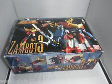 Missing parts GX-23 Zambot 3 Soul of Chogokin Bandai Japan USED muteki choujin