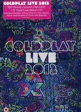 Coldplay : Live 2012 (DVD + CD)