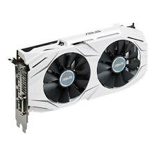 Asus GeForce GTX 1060 Dual OC Graphics Card, 3GB GDDR5, DVI-D, HDMI 2.0, DP