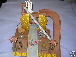 SPARE PARTS LOTS TO CHOOSE FROM FOR TEMPLE RUINS WILD FORCE PLAYSET POWER RANGER