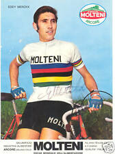 EDDY MERCKX VINTAGE RETRO CYCLING POSTER MOLTENI TEAM