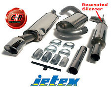 VW Corrado 1.8 16V chassis 50-N-000 0001 on S/Steel Jetex Exh Sys 26-H7R 08/91On