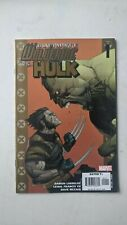 Ultimate Wolverine vs. Hulk #1