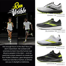 Brooks Run Visible Men Women Ghost 13 Glycerin 18 Levitate 4 Running Shoe Pick 1