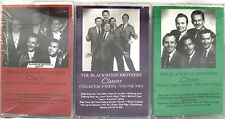 The Blackwood Brothers Classics Collector's Series Audio Cassette Set of 3