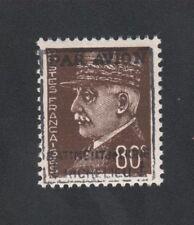 Poste aérienne militaire bâtiment Richelieu N°11 Pétain gomme sans charnière
