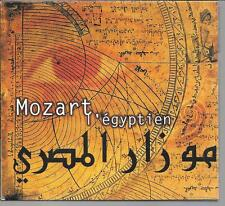 CD DIGIPACK ALBUM 12 TITRES--MOZART L'EGYPTIEN--1997