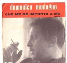 DOMENICO MODUGNO - CHE ME NE IMPORTA A ME - BELLISSIMA