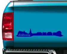 Schleswig Aufkleber Schleswig Skyline viele Farben  11 Farben 2 Größen