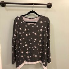 Cha Cha Vente Star Printed Top- XL