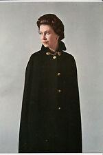 Vintage Postcard Queen Elizabeth II of United Kingdom