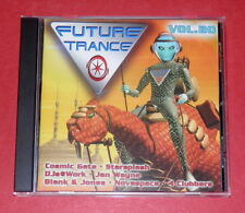 Future Trance - Vol. 20 -- 2er-CD / Dance Sampler