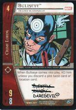 Marvel VS CCG - Marvel Knights - Bullseye #91