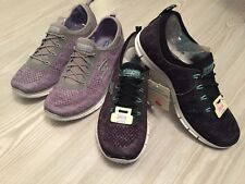 Skechers Stretch Fit walking shoes Women's Slip on Air-cooled Memory Foam