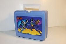 Batman and Joker - vintage plastic lunchbox