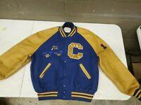 High School Varsity Jacket 3 Sport Letterman C Patch XL Badges (dd) (h100)