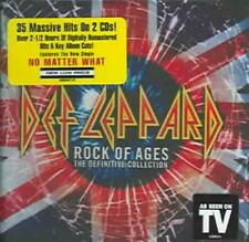 Def Leppard - Rock Of Ages: The Definitive Collection New Cd