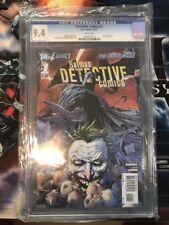 CGC 9.4 Batman Detective Comics #1 New 52 1st Print