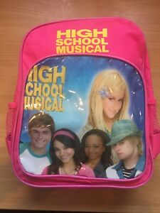 Disney High School Musical Pink Rucksack