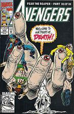 The Avengers #354 (Marvel Comics)